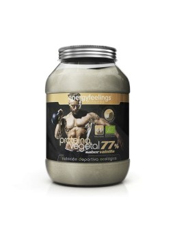 Organic proteina vegetal 77% VAINILLA (NDE)