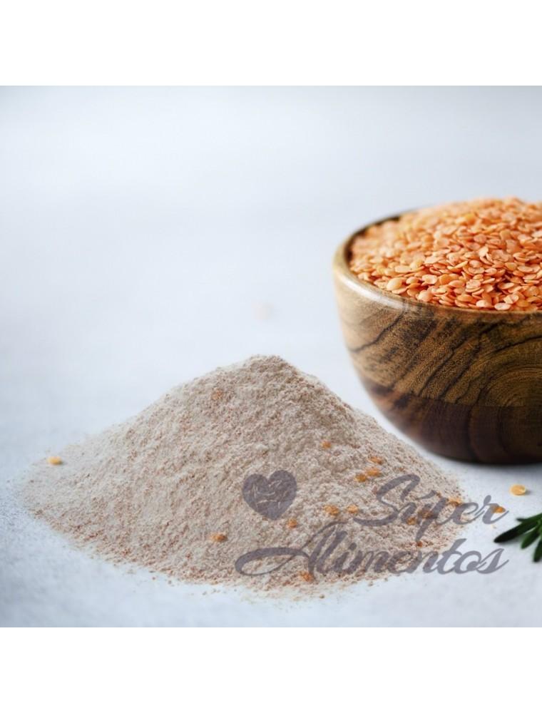 Lenteja roja ECO Harina granel