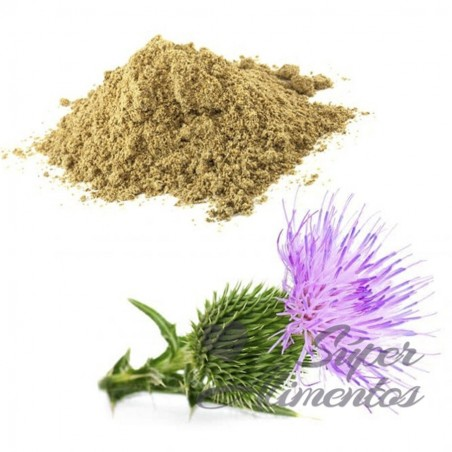 Cardo mariano polvo granel
