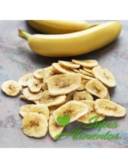 Plátano deshidratado ECO...