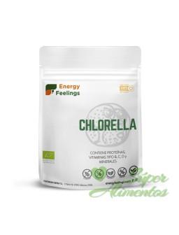 Chlorella ecológica Energy...