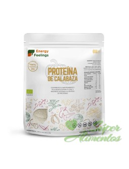 Proteína de calabaza...