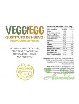 Huevo vegano ECO granel