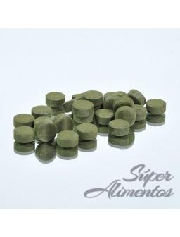 Comprimidos de chlorella