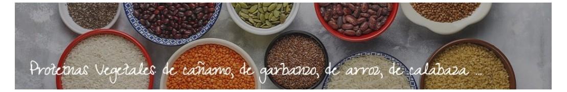 Proteinas superalimentos: maca andina, spirulina, chlorella, levadura nutricional, amaranto
